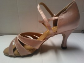 MIA Lavender-Clearance- Latin or Ballroom Dance Shoe