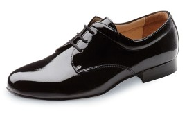 28012 Italian Patent Leather Ballroom Dance Shoe